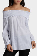 NEW Piper Shirred Off Shoulder Top Assorted