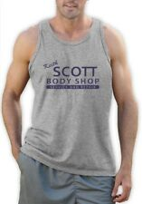 Keith Scott body shop service and repair Singlet Tank one tree hill auto Lucas