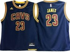LEBRON JAMES CLEVELAND CAVALIERS NBA ALTERNATE YOUTH JERSEY