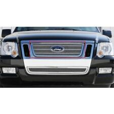 T-Rex 54662 - 1-Pc Upper Class Series Polished Mesh Main Grille