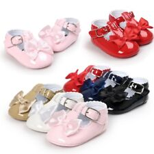 Newborn Baby Girl Shoes Anti-slip Toddler Soft Sole Crib Shoes Sandal 0-18 Month