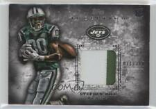 2012 Topps Inception Rookie Patch Relics #RP-SH Stephen Hill New York Jets Card