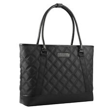 Women's Business Laptop Tote Bags Briefcases Mens Leather Briefcase Shoulder Bag