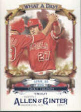 2017 Allen & Ginter What A Day! Baseball #1 - 100 - *WE COMBINE S/H*