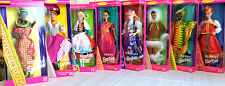 """Vintage Barbie Collector Edition from """"Dolls of the World"""" - NIB"""