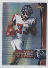 2012 Topps Finest Prism Refractor #87 Michael Turner Atlanta Falcons Card