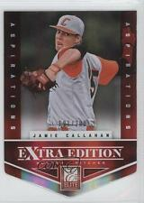 2012 Elite Extra Edition Aspirations Die-Cut #161 Jamie Callahan Boston Red Sox