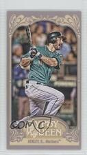 2012 Topps Gypsy Queen Mini #278 Dustin Ackley Seattle Mariners Baseball Card