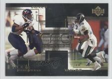 2000 Upper Deck Pros & Prospects Mirror Image #M1 Fred Taylor Thomas Jones Card