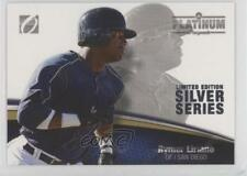 2012 Onyx Platinum Prospects Limited Edition Silver Series #PP27 Rymer Liriano