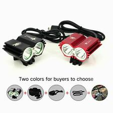 LED Bicycle 5000 Lumen XM-L U2 Front Light Bike Cycling Bike Bicycle Waterpoof