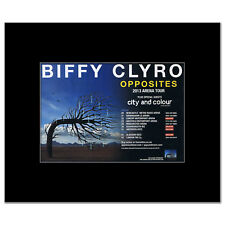 BIFFY CLYRO - Arena Tour 2013 Mini Poster - 13.5x21cm