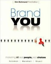 Brand You for Marketing : Real People, Real Choices by Elnora Stuart, Greg Mars…