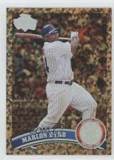 2011 Topps Cognac Diamond Anniversary 154 Marlon Byrd Chicago Cubs Baseball Card