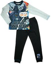 Boys Official Classic Star Wars Dark Side Darth Vader Pyjamas 4 to 12 Years