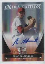 2011 Donruss Elite Extra Edition Autographed Prospects #P-22 Sean Gilmartin Auto