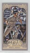 2012 Topps Gypsy Queen Mini Straight Cut 349 Dustin Ackley Seattle Mariners Card