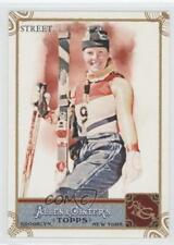 2011 Topps Allen & Ginter's Ginter Code Puzzle Border #232 Picabo Street Card