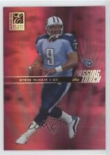 2004 Donruss Elite Passing the Torch #PT-18 Steve McNair Tennessee Titans Card