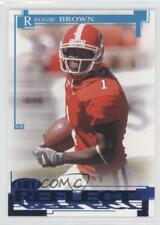 2005 SAGE Hit Reflect Blue #R26 Reggie Brown Georgia Bulldogs Football Card