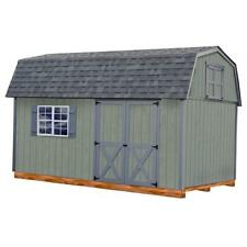 Best Barns Meadowbrook Wood Shed