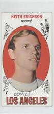 1969-70 Topps #29 Keith Erickson Los Angeles Lakers RC Rookie Basketball Card