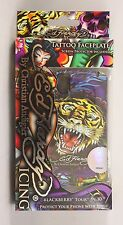Ed Hardy Cover for Blackberry Tour 9630 Case + Screen Protector - Tiger Tattoo