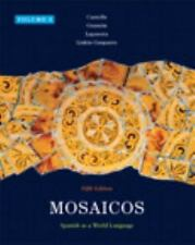 Mosaicos, Volume 3 Plus MySpanishLab with eText (one semester) -- Access Card P