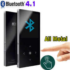 """BENJIE K8 mp3 player Touch Screen 8GB Mp3 Player 1.8"""" Screen Lossless HiFi Sound"""