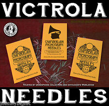 500pack Gramophone Talking Machine NEEDLES for phonograph victrola 78rpm records