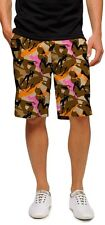 LOUDMOUTH shorts TANGO  mens GOLF FLAT FRONT  2702 size 32 34