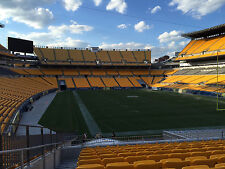 Pittsburgh Steelers vs. New England Patriots Tix. AISLE SEATS! 12/17 at 4:25pm