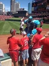 St Louis Cardinals vs the Milwaukee Brewers, Saturday, October 1st at 2:15 pm