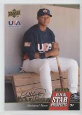 2009 Upper Deck Signature Stars USA Star Prospects #USA-24 Michael Choice Card
