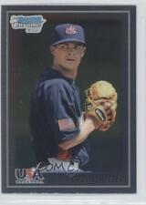 2010 Bowman Chrome USA Team #USA-BC18 Cody Wheeler (National Team) Baseball Card