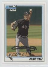 2010 Bowman Draft Picks & Prospects #BDPP92 Chris Sale Chicago White Sox Card