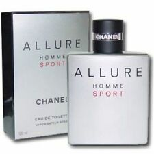 Chanel Allure Homme Sport 3.4 oz / 100 ml EDT Spray Men New In Box Sealed