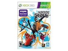 Winter Stars (Kinect) Xbox 360 New Factory Sealed