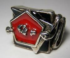 DELUXE SKULL IN BLOOD W SNAKES BIKER RING #BR176 MENS WOMENS jewelry SILVER NEW