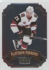2016-17 O-Pee-Chee Platinum Phenoms Die-Cuts OPP-DS Dylan Strome Arizona Coyotes