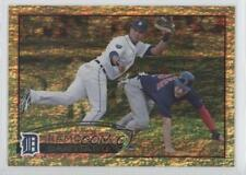 2012 Topps Golden Moments Parallel #445 Ramon Santiago Detroit Tigers Card