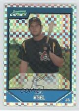 2007 Bowman Chrome Prospects X-Fractor #BC179 Jared Keel Pittsburgh Pirates Card
