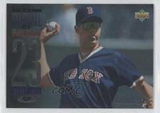 1994 Upper Deck #45 Aaron Sele Boston Red Sox Baseball Card