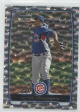 2012 Bowman Prospects Silver Ice BP20 Jeimer Candelario Chicago Cubs Rookie Card