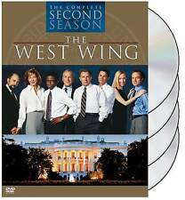 The West Wing - The Complete Second Season (DVD, 2004, 4-Disc Set) NEW SEALED