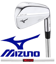 New Mizuno Golf Irons 2018 MP-18 MB Muscle Back Iron Set KBS Tour 90 Right Hand