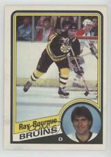 1984-85 O-Pee-Chee #1 Ray Bourque Boston Bruins Hockey Card
