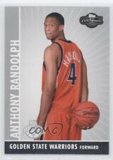 2008 Topps Co-Signers 113 Anthony Randolph Golden State Warriors Basketball Card