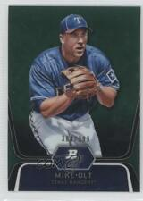 2012 Bowman Platinum Prospects Green Refractor BPP30 Mike Olt Texas Rangers Card