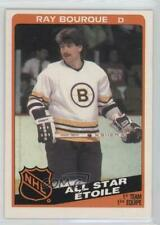 1984-85 O-Pee-Chee #211 Ray Bourque Boston Bruins Hockey Card